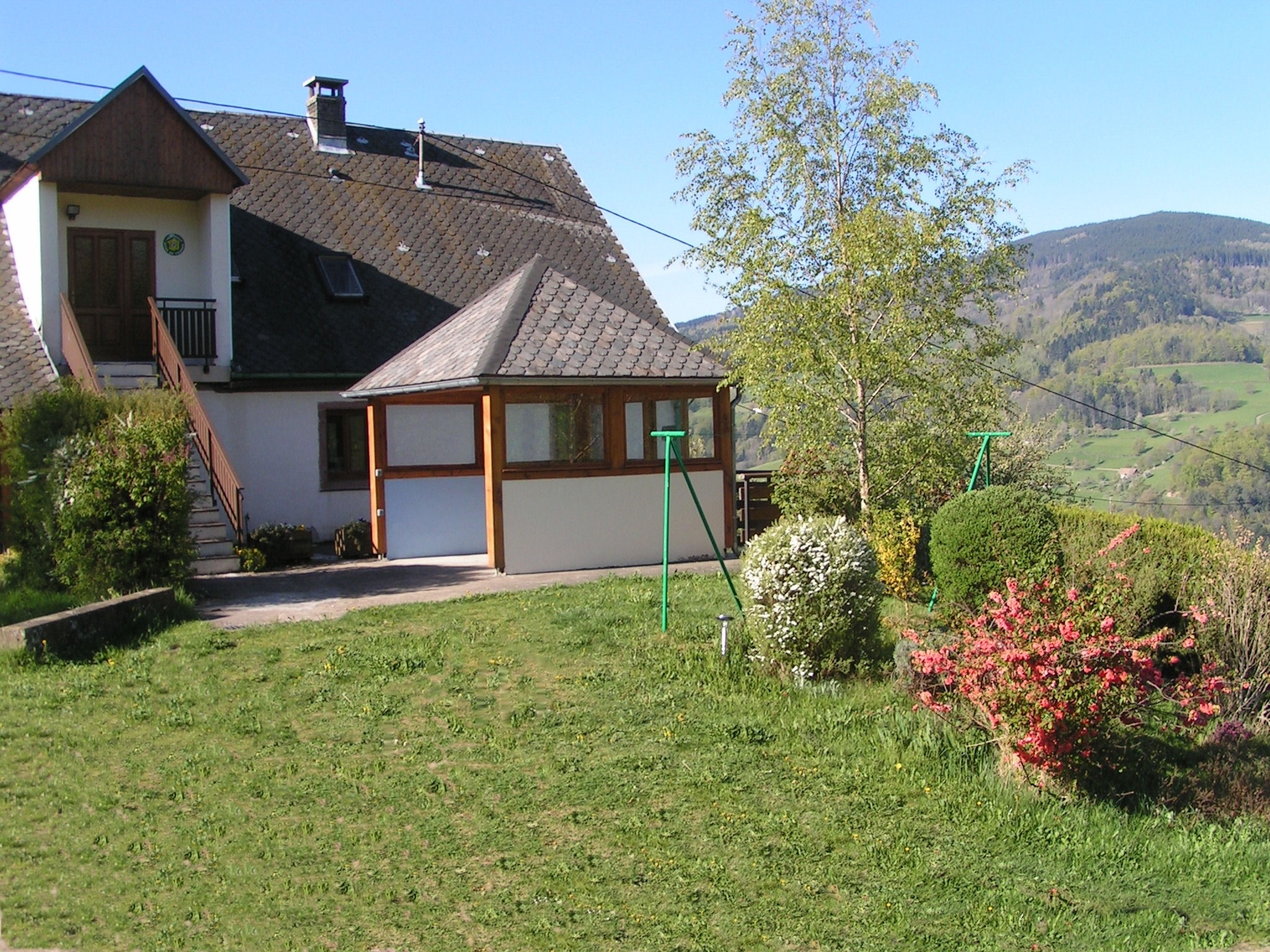 Location gite 3 en alsace a lapoutroie pres de kaysersberg for Piscine kaysersberg